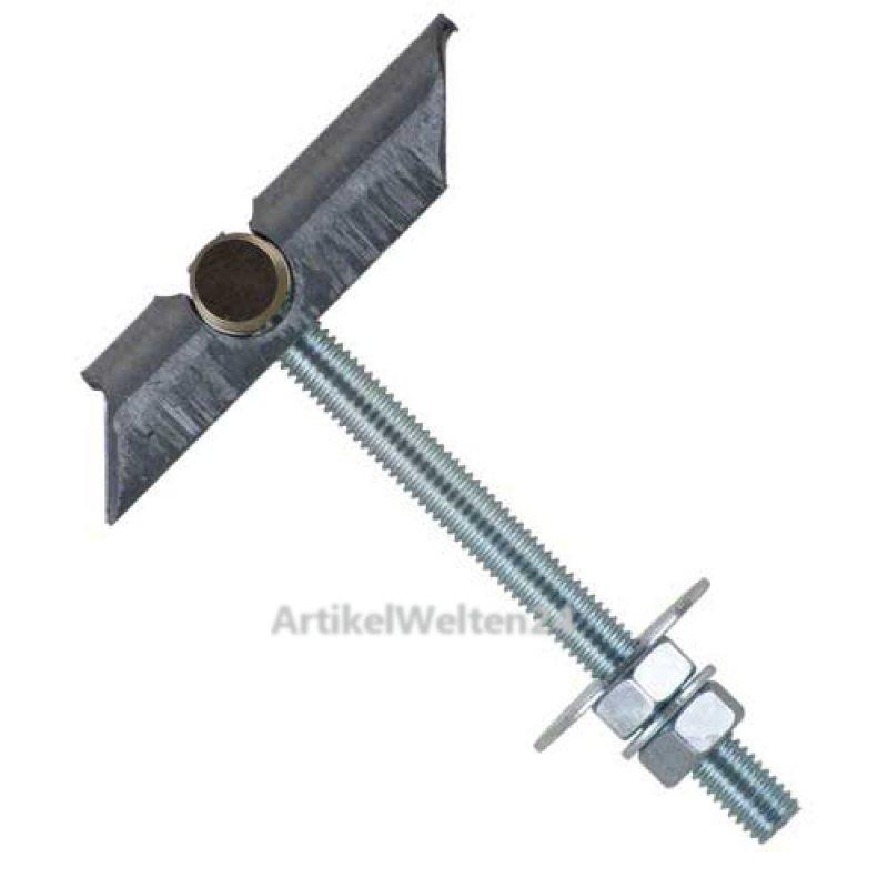 Metall Hohlraumdübel 20 Stück