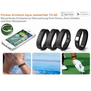 TOX Aktionspaket Fitness 652-tlg. inkl. Fitnessband TC-42 mit Bluetooth