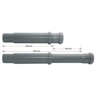 Beliebt AIRFIT Teleskoprohr DN 50 variabel 250 - 400 mm HT Rohr DN50 ausz PI11